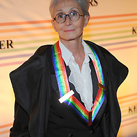 Twyla Tharp attends the 31st annual Kennedy Center Honors, at the John F Kennedy Center for the Performing Arts in Washington, DC on December 07, 2008