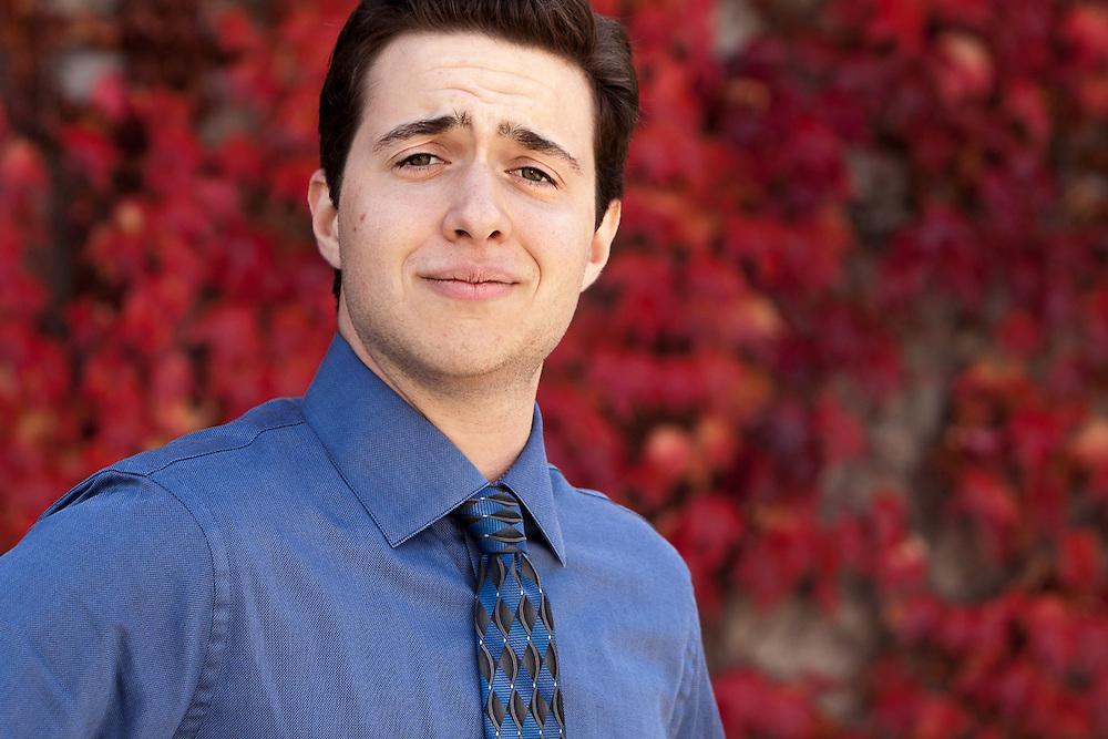 Vanier Canada Scholarship winner Daniel Vena