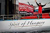Spirit of Hungary  - Barcelona World Race befutó
