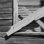 Boarded Window - Bodie, CA - Lensbaby - Black & White