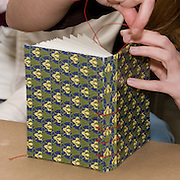 Secret Belgian Binding Demo by Carey Watters.