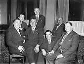 1958 - 01/02 Irish Shell - Reception for 25 Year Staff Members