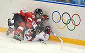 Hockey, Womens - Canada vs Switzerland (Semifinals)
