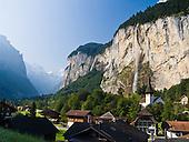 SWITZERLAND: Berner Oberland, Loetschental