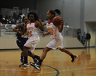 Lafayette High vs. Bruce in girls high school basketball in Oxford, Miss. on Thursday, November 15, 2012. Bruce won 46-39.