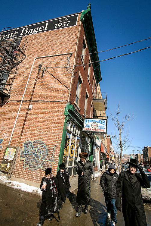 Le Saint-Viateur bagel de Montréal