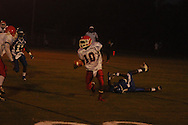 Water Valley vs. Coffeeville in Coffeeville, Miss. on Friday, August 24, 2012. Water Valley won.