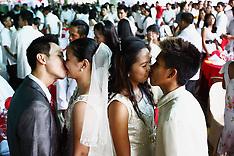 FEB 14 2013 Valentines Day Mass Wedding