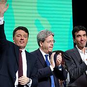 LINGOTTO17  Renzi chiude la kermesse di Torino