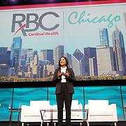 Cardinal Health RBC 2016 Opening Session host Eva Saha. Photo by Alabastro Photography.