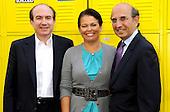 "9/8/2009 - The Bill & Melinda Gates Foundation and Viacom Host ""Get Schooled"" - Arrivals"