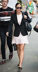 JUL 17 2014 Tulisa Contostavlos leaving court