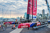Last day sailing in NZ for NZL5
