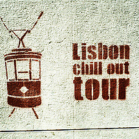 Lisbon: Visions of a lucid Stencil