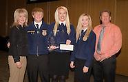 4-H and FFA Wheat Show Winners