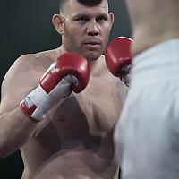 Adam Shrek Hart ( England ) vs Kay Bult (The Netherlands ) 95 kg