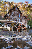 WV: Harpers Ferry, Babcock, Green Bank, New River