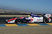Mike Conway, Indy Grand Prix of Sonoma, Infineon Raceway, Sonoma, CA 08/26/12