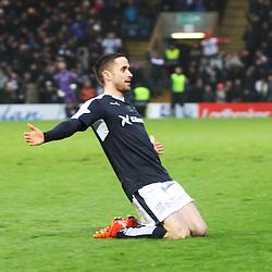 Dundee 2 v 1  Dundee United, SPFL Ladbrokes Premiership 2/1/2016