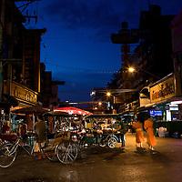Gat Luang, an historic Chiang Mai neighborhood celebrates its' 100th year.