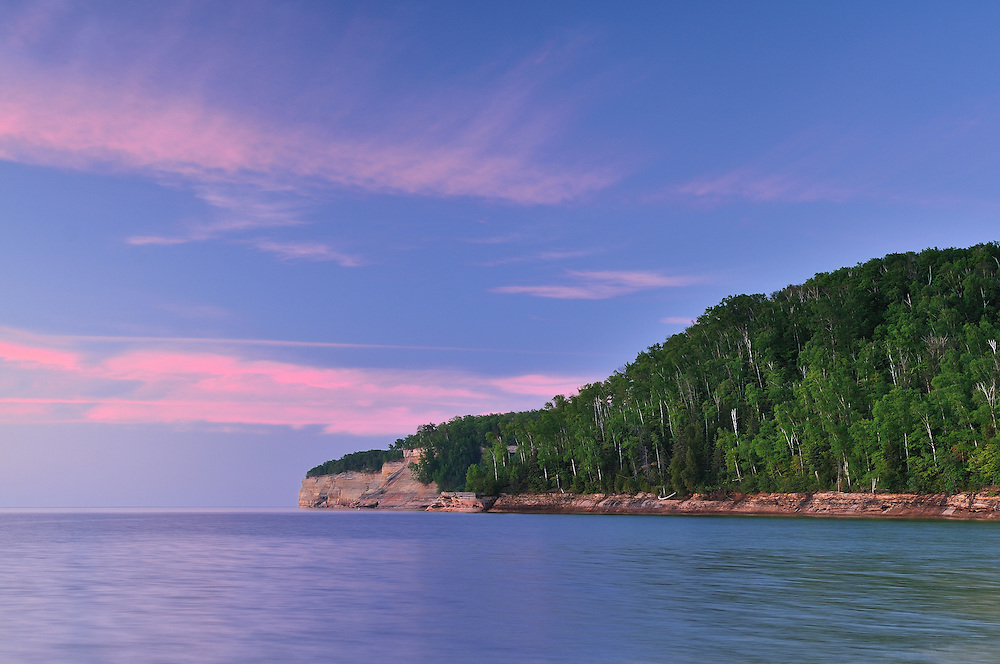 Pictured Rocks National Lakeshore<br />