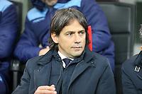 can - 21.12.2016 - Milano -   Serie A 2016/17 - 18a giornata  -  Inter-Lazio  nella  foto: Simone Inzaghi