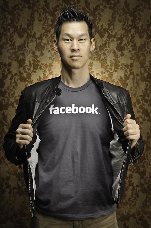 Steve Cheng, database manager   Facebook