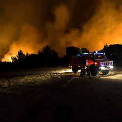 2010/07 Incendie de l'étang de Berre (SDIS13)