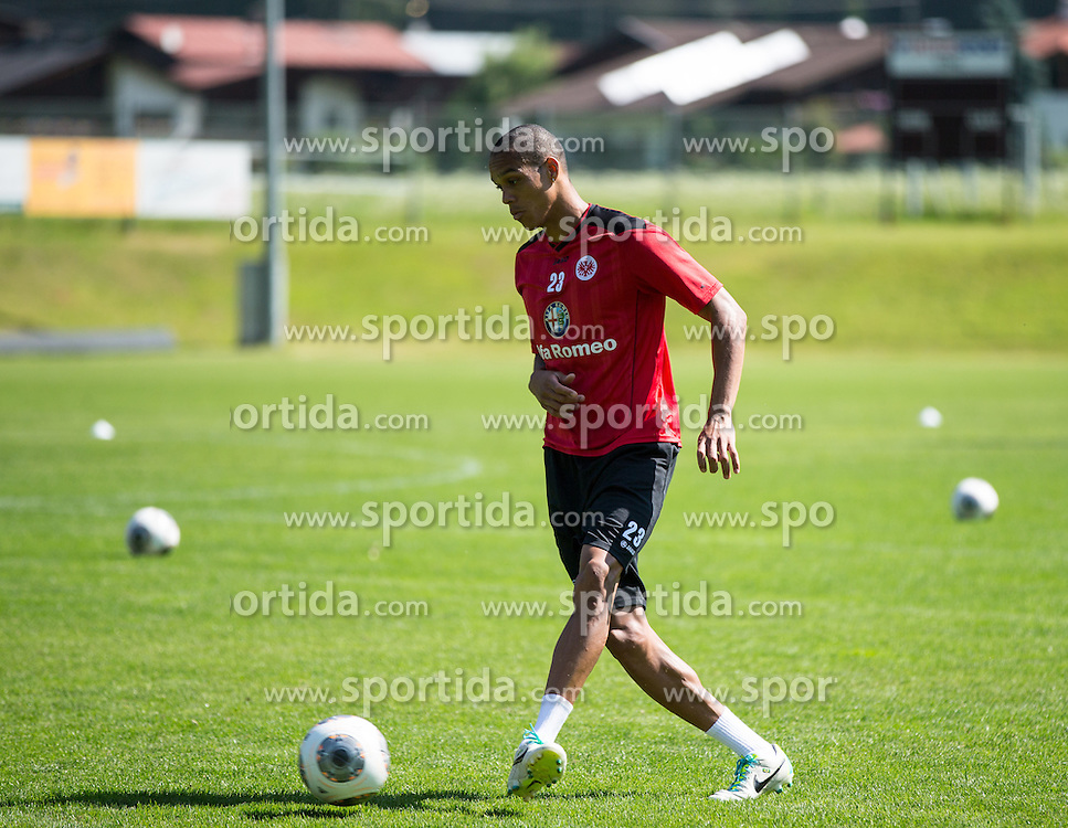 17.07.2013, Sportzentrum, Laengenfeld, AUT, Eintracht Frankfurt Trainingslager, im Bild Anderson // during the Trainings Camp of German Bundesliga Club Eintracht Frankfurt at the Sportzentrum, Laengenfeld, Austria on 2013/07/17. EXPA Pictures © 2013, PhotoCredit: EXPA/ Johann Groder