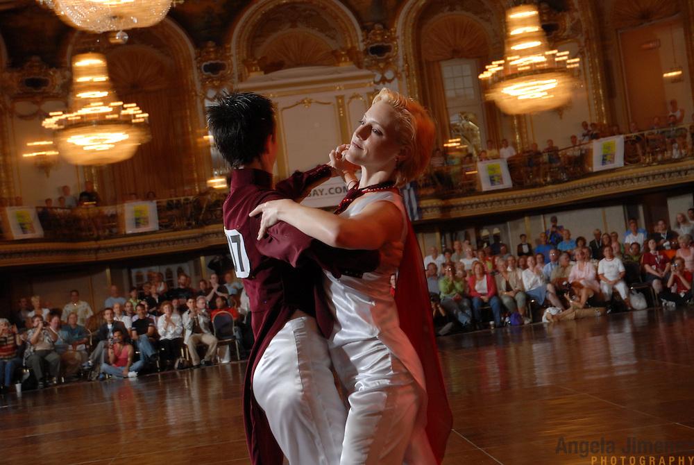 lesbian dance competition