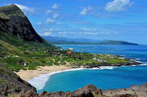 Makapu`u Lighthouse, Hawaii at Lighthousefriends.com