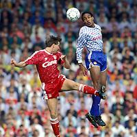 Liverpool v Manchester Utd 16.9.1990