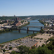 Downtown Pittsburg, Pennsylvania