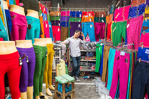 Wholesale Clothing Vendor