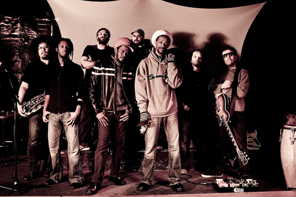 See-I at Snowshoe, 2009, L-R: Frank Mitchell, Salem Steele, Names Thompson, Rootz, Javier, Zeebo, Bobbyt, Rob Myers