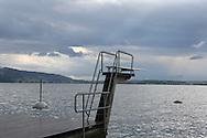 Zug lake, Canton of Zug, Switzerland / Lac de Zoug, Canton de Zoug, Suisse
