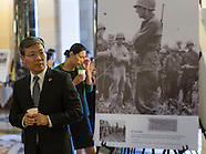 Exhibition for commemorating the 70th Anniversary of the end of the war