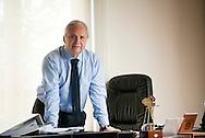 HERMAN CHADWICK P. PRESIDENTE DEL CONSEJO NACIONAL DE TELEVISION. Santiago de Chile, 14-11-2011 (Alvaro de la Fuente/TRIPLE.cl)