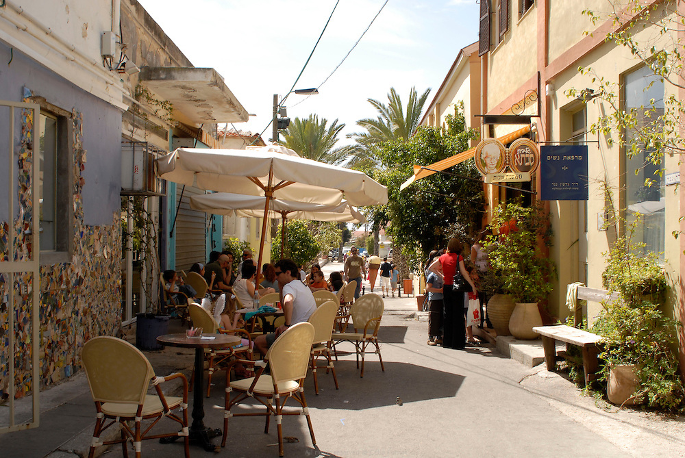 Neve Tzedek neighbourhood