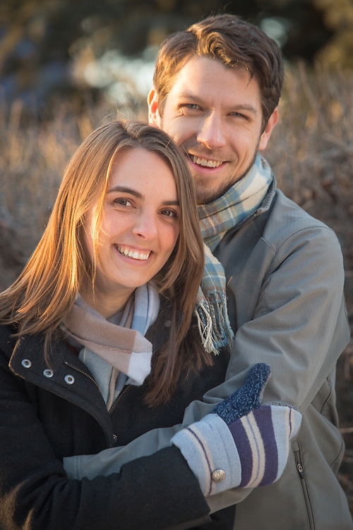 Kelsey Chapple and Ian Petersen, Anchorage