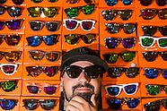 Caleb Garrett with sunglasses.