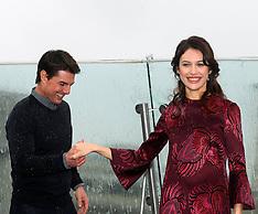 APR 1 2013 Tom Cruise Photocall
