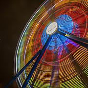 Ferris wheel at Kemah Boardwalk. Kemah Boardwalk is an entertainment complex in Kemah, Texas, featuring an amusement park, hotel, dining, and music.