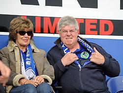 Bristol Rovers fans - Mandatory byline: Neil Brookman/JMP - 07966 386802 - 17/10/2015 - FOOTBALL - One Call Stadium - Mansfield, England - Mansfield Town v Bristol Rovers - Sky Bet League Two
