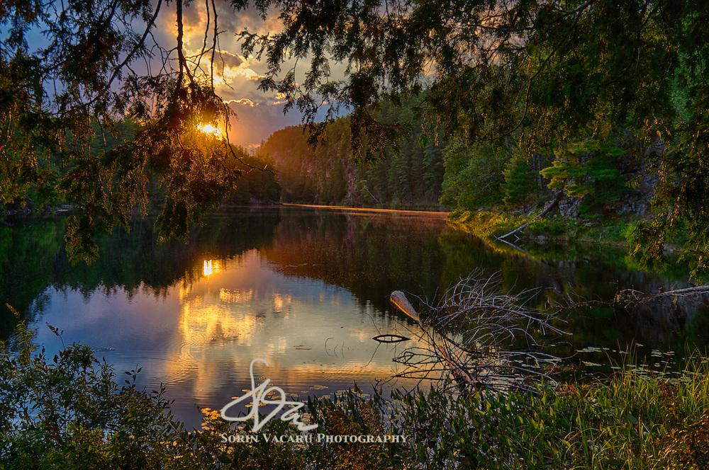 The Lower Barron Canyon - Algonquin Provincial Park