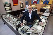 Yossi Dina, owner of Dina Collection