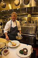 Chef/Owner Erik Brown, Amuse restaurant, Ashland, Oregon