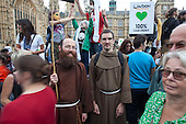 UK: People's Climate March in London