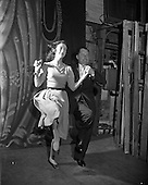 1959 - 28/01 Two Dancers at the Abbey Theatre