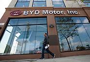 BYD office